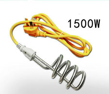 Water Heater Portable Electric Immersion Element Boiler Travel 220V/1500W