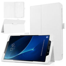 """For Samsung Galaxy Tab A E S4 S5e S3 S2 7~10.5"""" SM-T290 Folio Leather Cover Case"""