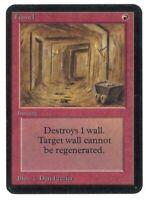 Tunnel - ALPHA Edition - Old School - MTG Magic  #1