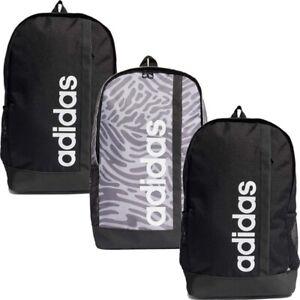 Backpacks Adidas Original Linear Sports School Gym Casual Laptop Bag Backpack