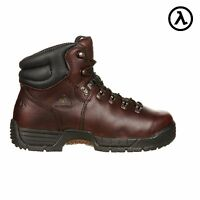 ROCKY MOBILITE STEEL TOE WATERPROOF WORK BOOTS FQ0006114 * ALL SIZES - NEW