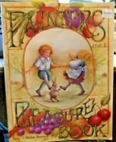 PAINTERS PLEASURE BOOK 3 BY HELAN BARRICK 1993 ACRYLIC TOLE PAINTING BOOK