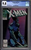 Uncanny X-Men 234 CGC Graded 9.8 NM/MT Wolverine Cover Marvel Comics 1988