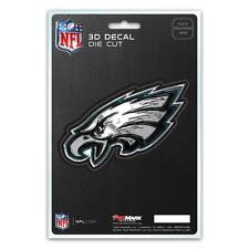 Philadelphia Eagles Die Cut 3D Logo Decal [NEW] NFL Car Sticker Emblem Truck
