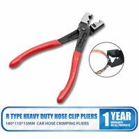 1pcs Clic & Clic-R Type Pinces Tuyau Collier Clips Pivot Conduire Angle Serrer