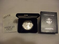 2000-P Proof American Silver Eagle Coin  - One Troy oz .999 Bullion