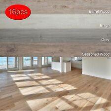Vinyl Plank Flooring Self Adhesive Peel And Stick Bathroom Wood Floor - 16 PCS