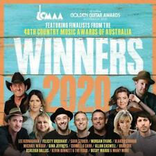 CMAA WINNERS 2020 - Various Artists 2CD *NEW* 2020