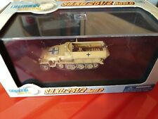 1:72 armadura de dragón 60281 SD KFZ 251/2 Ausf C con mortero, 1942