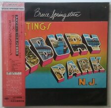 Bruce Springsteen Greetings From  Asbury Park, N.J. CD Japon vinyl replica