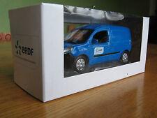 Miniature automobile Renault Kangoo- NOREV - Customisée ERDF. Ancien logo.