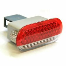 VW GOLF MK4 GTI BORA INTERIOR DOOR CARD COURTESY LIGHT RED & WHITE 1J0 947 411 B