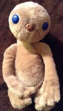 """E.T. The Extra Terrestrial Plush 12"""" Vintage 1982 Movie Showtime Collectible"""