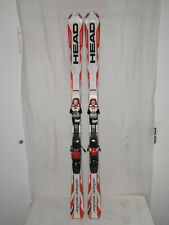"HEAD "" SUPERSHAPE "" TOP SKI ALLMOUNTAIN CARVER 155 CM + BINDUNG"