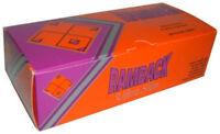 10 Boxes Ramback 6.5mm Ultra Slim Brown Tip 200 Cigarette Filter Tubes - 3104-10