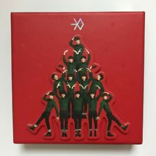 EXO X-MAS Special Album Miracles in December CD Chinese version EXO-M KPOP