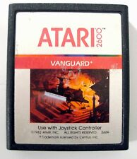 VANGUARD - jeu ATARI 2600 / 7800 (PAL) GREAT GAME for ATARI 2600 & 7800