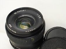 FORMULA 5 MC 28 mm f 2.8  wide angle lens for OLYMPUS OM mount camera