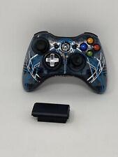 Xbox 360 HALO 4 Wireless Controller Forerunner Edition WORKS!!