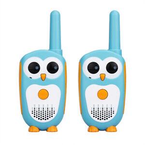 Portable Kids Walkie Talkie Retevis RT30 Family Parent-child Educational ToysX2