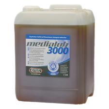 Medialub 3000 Wasserbasierendes Kettenöl 5 L bio. abbaubares Kettenhaftöl