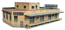 3760 Walthers Cornerstone Grocery Distributor Warehouse with Dock HO Scale