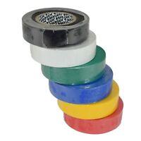 Dekton 3 Pièce PVC TAPE-Assortiment Couleurs résistant à l/'eau 15MMx13M