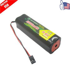Geilienergy 9.6v 2000mAh Square Transmiter Battery For RC airplanes Hitec Futaba