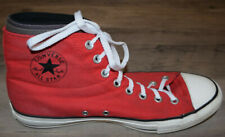 Converse Chuck Taylor All Stars Layer High Top Red Mens sz 9 Canvas 134533C W-11