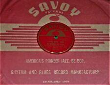 KAI WINDING ALL STARS = I Could Write A Book / Carioca, Savou 840.Jazz 1952 E/+