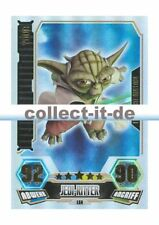 Force Attax Serie 3 LE4 - YODA - Limitierte Auflage