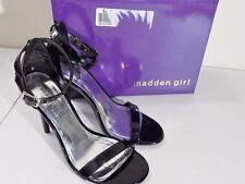 Madden Girl Women's Dafney Two-Piece Dress Sandals Black Size 10 M