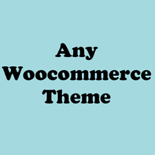 Install any woocommerce theme on your wordpress website