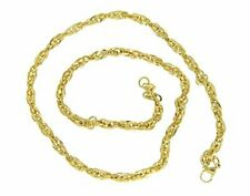 Infinite Love Jewelry Stainless Steel Necklace Unisex Links Gold Necklace