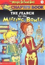 The Magic School Bus: The Search For The Missing Bones, Books Kids Science NEW