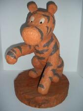 Disney TIGGER Winnie the Pooh BIG FIG w/ Base Large Huge Statue Figure 75th RARE