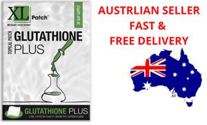 Glutathione Plus Topical Patch- Antioxidant, Skin Health, Immune Support, Detox