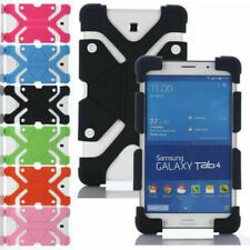 """For 10""""-10.1"""" inch Tablet Universal Case Adjustable Shockproof Silicone Cover LA"""