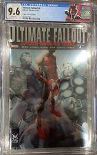Ultimate Fallout 4 La Mole Foil Variant CGC 9.6 Spider-Man Venom MCU 🕷