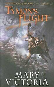Tymon's Flight by Victoria Mary - Book - Paperback - Fantasy. $5.00sale