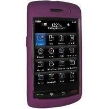 AMZER Purple Silicone Skin Case - BlackBerry Storm 9530