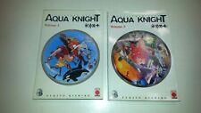 AQUA KNIGHT leviatan saga 1 2 serie completa YUKITO KISHIRO - PLANET MANGA -MN82