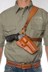 Diamond D Custom Leather - Guide's Choice Chest Holster
