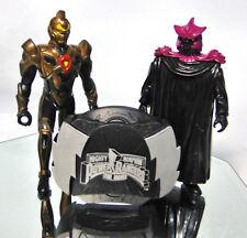 1994-95 Set (3) POWER RANGER Silbato, sobrehumana Figura De Acción & kilokhan
