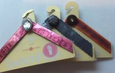 Lot of 3 LINDSAY PHILLIPS SWITCHFLOP STRAPS Size M  for Switch Flops Sandals