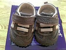 New in Box Pediped 116-BRCR X-small 0-6months baby boy shoes