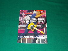 BRUCE SPRINGSTEEN AND THE E STREET BAND WHO'S CHASING WHO ? DVD DIGIPACK