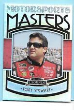 2011 Press Pass Legends Tony Stewart Masters 01/50