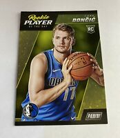 LUKA DONCIC ROOKIE 2018 Panini SP (Ready To Grade PSA 9/10?) RARE BLUE Jersey RC