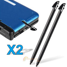 2x Plastic Stylus Screen Touch Pen For Nintendo 3DS XL N3DS LL Game consoles